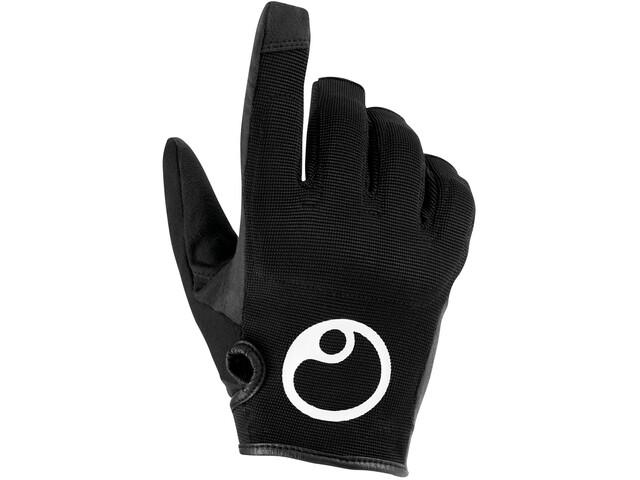 Ergon HE2 Evo Gloves, negro